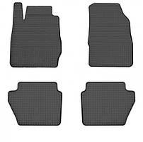 Комплект резиновых ковриков в салон автомобиля Ford EcoSport 2012- (1007014)