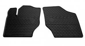 Передние автомобильные резиновые коврики Peugeot 307 (1016052)