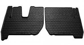 Комплект резиновых ковриков в салон автомобиля Iveco Stralis 2007-2012 (1044012)