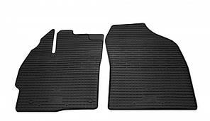 Передние автомобильные резиновые коврики Toyota Prius 2012- (1022152)