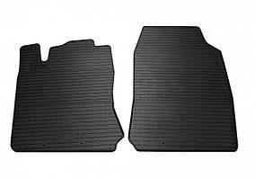 Передние автомобильные резиновые коврики Opel Vectra B (1015082)