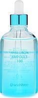 Ампульная сыворотка для лица с гиалуроновой кислотой SeaNtree Art Hyaluron Ampoule 100 мл, фото 2