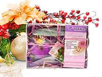Набор подарочный  Нежный уход и забота Комплексный омолаживающий уход VELENA