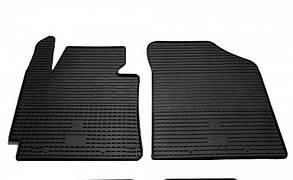 Передние автомобильные резиновые коврики Hyundai Elantra 2011- (1009032)