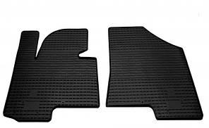 Передние автомобильные резиновые коврики Hyundai iX35 2010- (1009062)