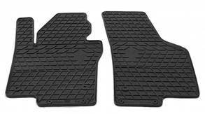 Передние автомобильные резиновые коврики VW Jetta 2011-2016 (1024142)