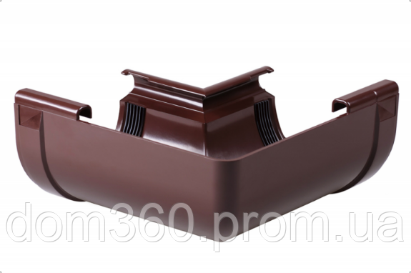 Угол наружный 90*Z коричневый 90 мм