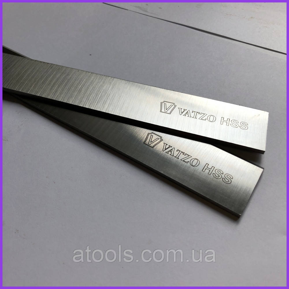 Нож фуговальный (строгальный) 250x30x3мм HSS 18% W