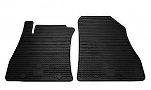 Передние автомобильные резиновые коврики Nissan Juke 2010- (1014012)