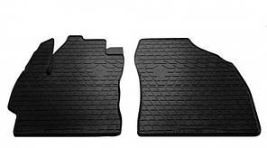 Передние автомобильные резиновые коврики Toyota Corolla 2007- (1022322)