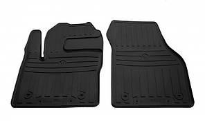 Передние автомобильные резиновые коврики Jaguar E-Pace (special design 2017-) (1049022)