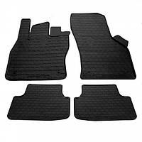 Комплект резиновых ковриков в салон автомобиля Skoda Octavia III (A7) 2013-  (1020194)