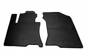 Передние автомобильные резиновые коврики Honda Crosstour (4 wd) 2012-2015 (1008072)