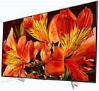 Телевизор Sony KD-49XF8596 (Ultra HD 4K / Smart TV / Android 8.0 / 120 Гц / 450 кд/м²), фото 3