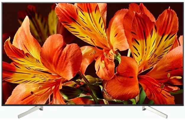 Телевизор Sony KD-49XF8596 (Ultra HD 4K / Smart TV / Android 8.0 / 120 Гц / 450 кд/м²)