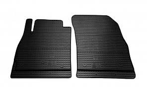 Передние автомобильные резиновые коврики Chevrolet Orlando 2011- (1002022)