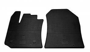 Передние автомобильные резиновые коврики Dacia-Renault Lodgy 2012- (1004032)