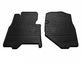 Передние автомобильные резиновые коврики Infiniti QX50 16- (1033062)
