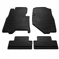 Комплект резиновых ковриков в салон автомобиля Infiniti QX50 16- (1033064)