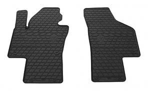 Передние автомобильные резиновые коврики Volkswagen Sharan 10- (1024152)