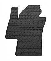 Водительский резиновый коврик Volkswagen Sharan 2010- (1024154 ПЛ)