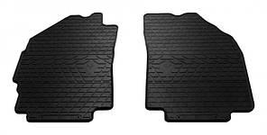 Передние автомобильные резиновые коврики Daewoo Matiz M300 2009- (1005042)