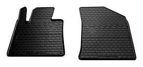 Передние автомобильные резиновые коврики Peugeot 508 2010- (1016072)