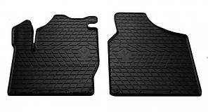 Передні автомобільні гумові килимки Volkswagen Sharan 1995- (1024182)