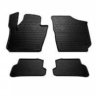 Комплект резиновых ковриков в салон автомобиля Seat Ibiza 2008- (1024314)
