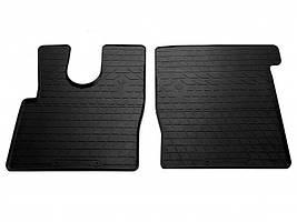 Передние автомобильные резиновые коврики DAF XF (EURO 6) (1039032)
