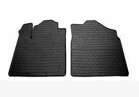 Передние автомобильные резиновые коврики Toyota Avalon III (XX30) 2005- (1022412)