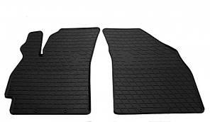 Передние автомобильные резиновые коврики Daewoo Nubira 1997-2008 (1005082)