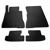 Комплект резиновых ковриков в салон автомобиля Ford Mustang VI 2014- (1007214)