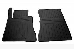 Передние автомобильные резиновые коврики Ford Mustang VI 2014- (1007212)