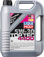 Моторное масло Top Tec 4400 5W-30. 5L. для Renault