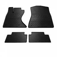 Комплект резиновых ковриков в салон автомобиля Lexus GS (4WD) 2005- (1028054)