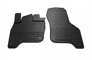 Передние автомобильные резиновые коврики Volkswagen e-Golf 2014- (1024382)