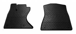 Передние автомобильные резиновые коврики Lexus GS (4WD) 2005- (1028052)