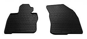 Передние автомобильные резиновые коврики Honda Civic hatchback 2006- (1008112)