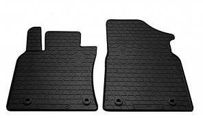 Передние автомобильные резиновые коврики Lexus ES 2018- (1028142)