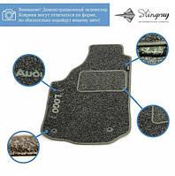 Комплект текстильных ковриков Stingray Ciak Black/Grey в салон автомобиля FORD / TRANSIT груз. MK5 / 2000 - 2006 (41207172)