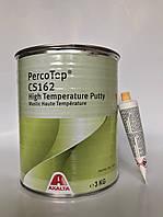 Высокотемпературная шпатлевка PercoTop CS162 (3кг) + отвердитель