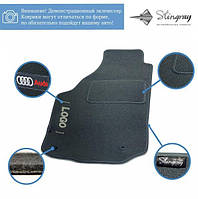 Комплект ворсовых ковриков Stingray Ciak Grey в салон автомобиля RENAULT/ MASTER / 2010 (41318141)