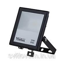 Прожектор LED Violux NORD-S 10W SMD 6000K 850lm IP65 с датчиком движения