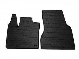 Передние автомобильные резиновые коврики Smart Fortwo III (454) 2014- (1031022)
