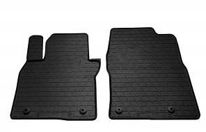 Передние автомобильные резиновые коврики Mazda 3 (BP) 2019- (1011172)