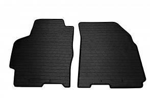Передние автомобильные резиновые коврики Mazda 626 (GF) (1997–2002) (1011162)