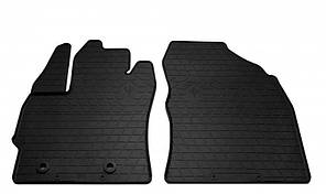 Передние автомобильные резиновые коврики Toyota Verso (R20) 2012- (1022492)