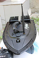 Катер для рыбалки, карповый для прикормки Flytec 2011-5, длина 54 см, две кормушки, вес прикормки 1,5 кг