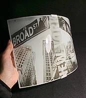 Настенный светильник серый, фото 1